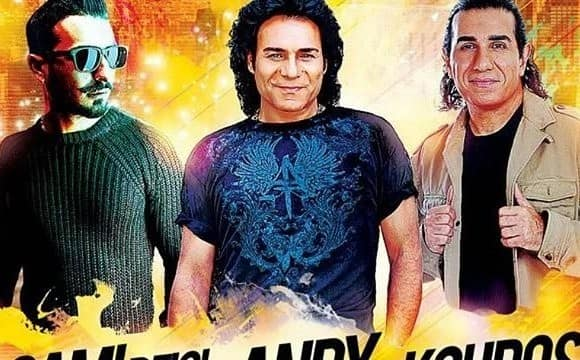 Andy, Kouros and Sami Beigi Live in Concert