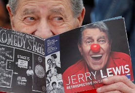 جری لوئیس کمدین مشهور سینما در ۹۱ سالگی درگذشت