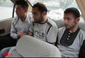 Kidnappers asking for 500000 Euro in ransom arrested in Tehran