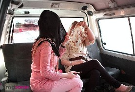 Iranian women removing Hijab inside their car will receive warning text messages from Morality Police