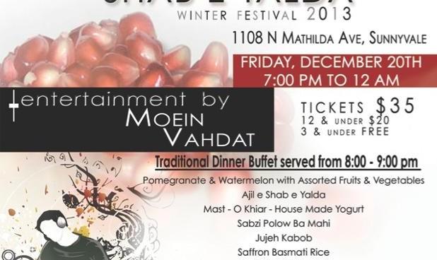 Shabe Yalda - Winter Festival 2013