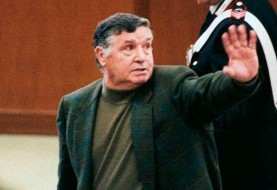 CANCER kills Toto Riina, Sicilian mafia's 'boss of bosses' who killed all rivals