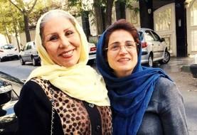 مهوش ثابت از اعضای جامعه بهایی در مشهد بعد از ۱۰ سال زندان به اتهام جاسوسی و توهین به