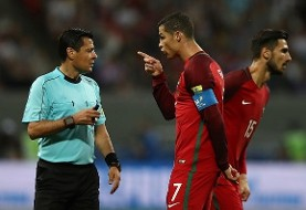Faghani from Iran will be a referee for 2018 World Cup