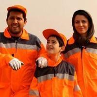 Iranische Film Premiere - NARENJI POOSH