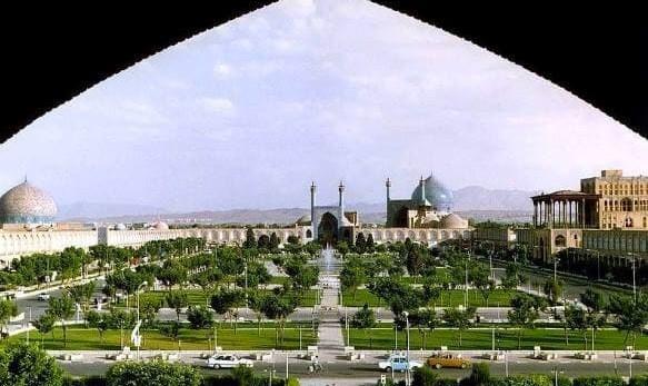 زاری سانتنر: باغ ایرانی