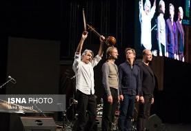 (تصاویر) حضور ظریف در شب به یادماندنی کنسرت کیهان کلهر و رامبراندت تریو