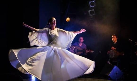 کارگاه آموزش رقص صوفیانه با رعنا گرگانی: تجربه سماع