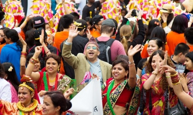 The 11th Annual National Iranian Asian Heritage Festival