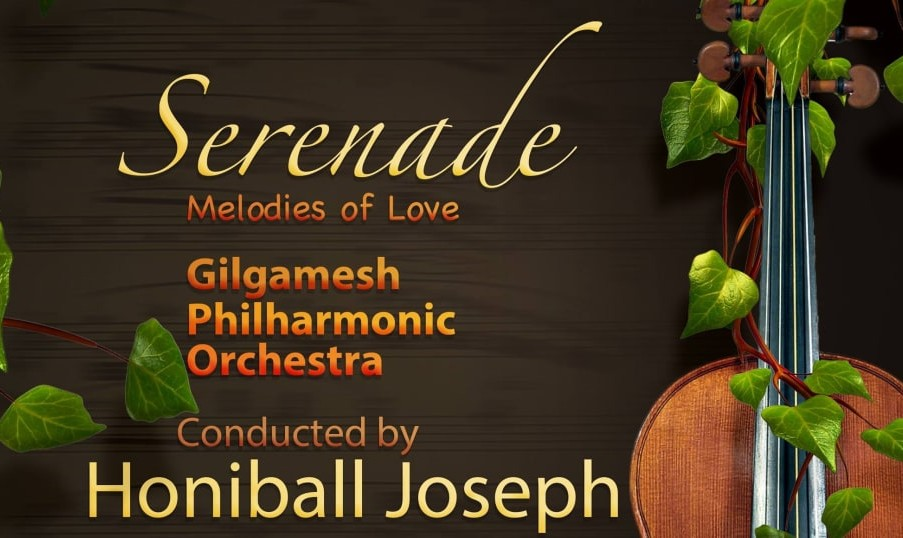Serenade, Performing Love Masterpieces, Counducted by Honiball Joseph