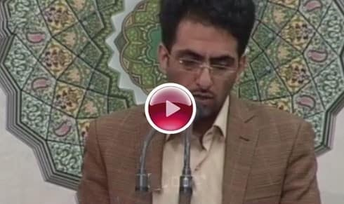 فیلم سخنرانی انتقادی دانشجوی دکتری در دیدار با آیت الله خامنه ای: ...