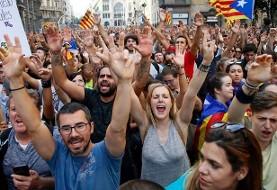 ادامه تهدید و اولتیماتوم متقابل رهبران کاتالونیا و اسپانیا