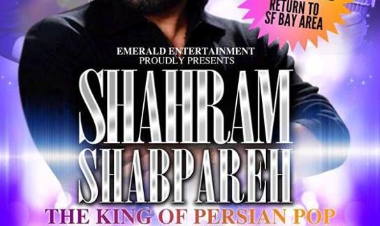Shahram Shabpareh Live in Palo Alto