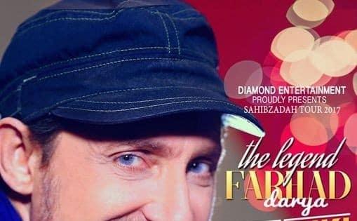 Farhad Darya Concert
