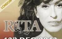 کنسرت ریتا در لندن
