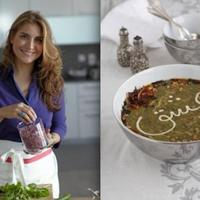 Meet Ariana Bundy TV Chef and author of 'Pomegranates & Roses: My Persian family Recipes'