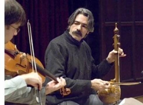Ghazal Ensemble: Kayhan Kalhor and Shujaat Husain Khan