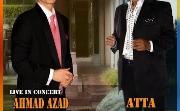 New Year's Eve with Ahmad Azad and Atta