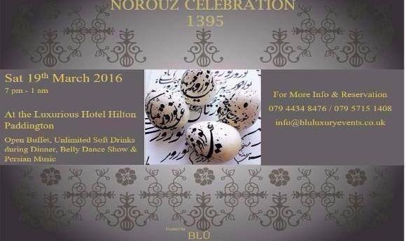 Norouz Party 1395