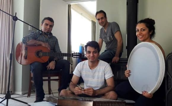 Parsima - Live Music