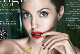 آنجلینا جولی از طلاق و بیماری فلج عصبی صورتش میگوید: آیا جراحی زیبایی نقش داشته؟