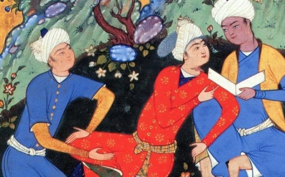 Persian Poetry Night with Ahmad Karimi-Hakkak, Alan Williams and Narguess Farzad