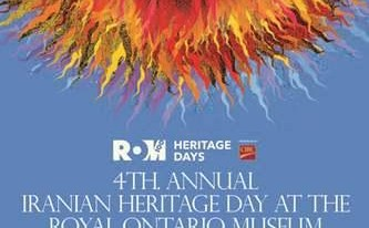 4th Annual Iranian Heritage Day at the Royal Ontario Museum