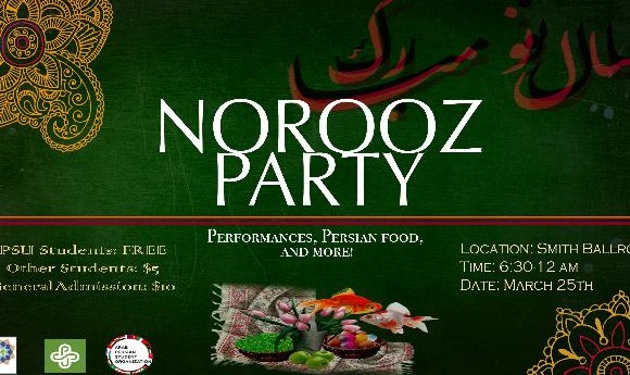 Norooz Celebration Hosted by Portland State University