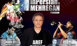 جشن مهرگان و نخستین برنامه موسیقی بومی ایران