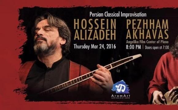 Hossein Alizadeh & Pezhham Akhavas: Persian Classical Improvisation