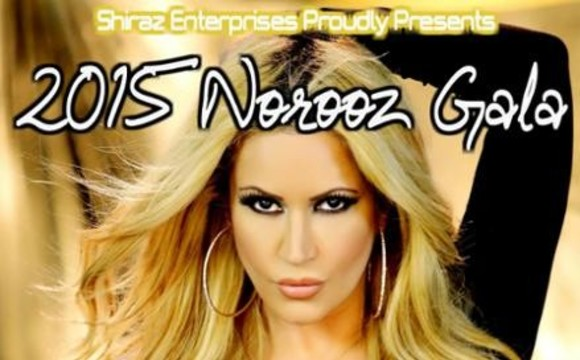 2015 Norooz Gala with Sepideh LIVE in Concert