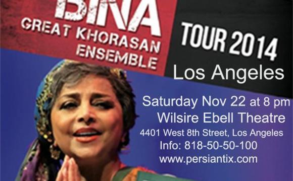 Sima Bina & Khorasan Ensemble