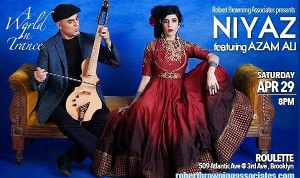 Niyaz Featuring Azam Ali, A World in Trance