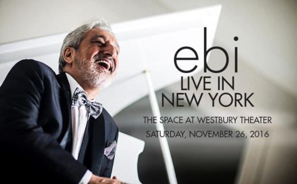 Ebi Live in New York