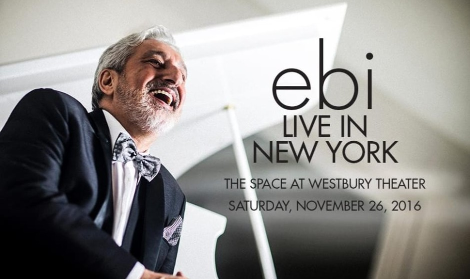 Ebi Live in New York