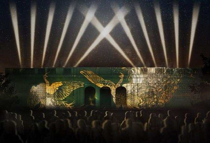جشن رایگان فرهنگ، غذا و هنر آسیایی، باز گشایی فریر و سکلر در سمیتسونین