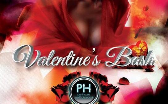 Valentine's Day Bash at Penthouse Nightclub