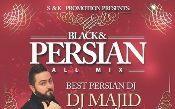 DJ Majid and DJ Chahabi: Black and Persian All Mix