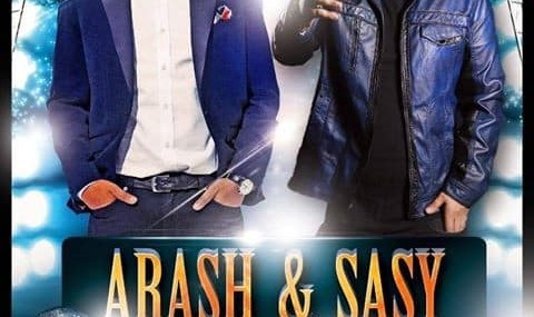 Arash and Sasy Mankan Concert