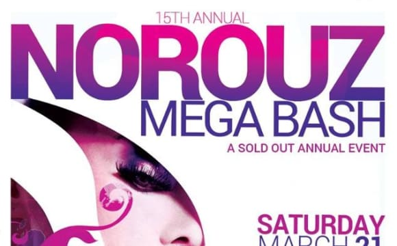 Norouz Mega Bash at Metropolitan Nightclub