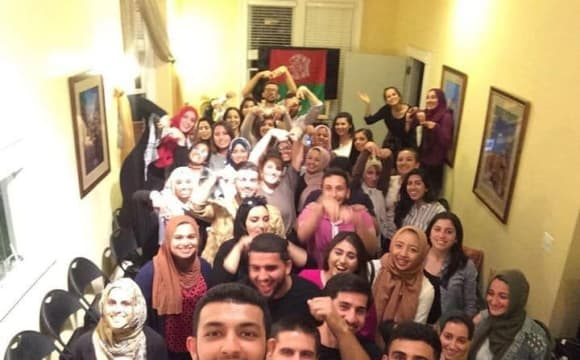 ASA Persian House Social; Meet people, enjoy dinner, games, chai, music, dancing