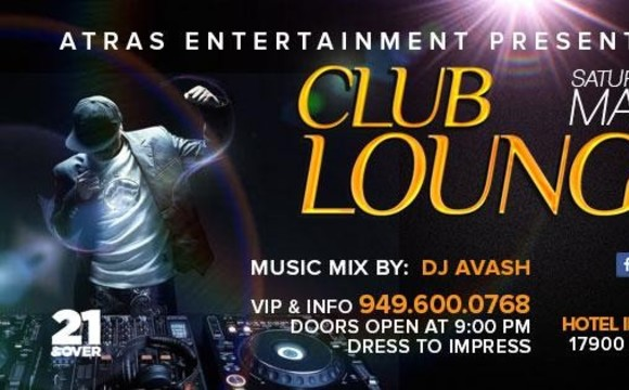 Club Lounge Night Party 2015