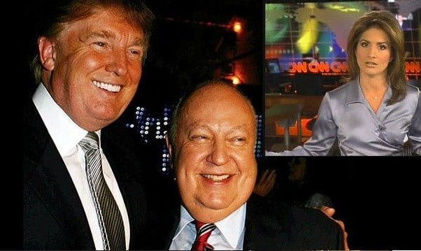 Ailes Accused of Sexually Harassing Iranian American Journalist ...