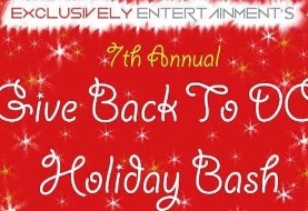 Support Vafa Animal Shelter: Exclusively Entertainment's ۷th Annual Give Back To DC Holiday Bash