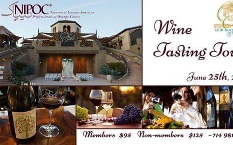 Fazeli Wine Tasting Tour
