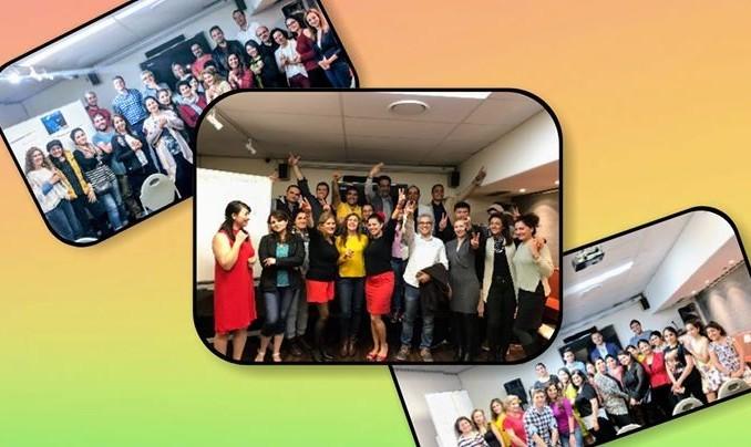 پارتی پایان سال انجمن مدیتیشن سیدنی