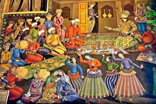 Persian Supper