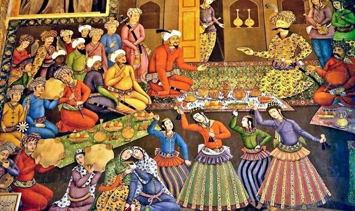 شام سنتی ایرانی