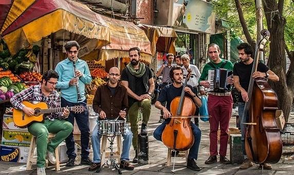 کنسرت دوم گروه پالت در لس آنجلس: شهر من بخند