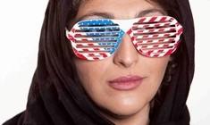 شو کمدی زهرا نوربخش:  همه خدانشناس ها مسلمانند. (به فارسی)